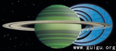 难以想象:土星也下雨 前往观光请带伞(图)