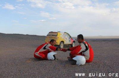 2013中国环塔拉力赛冠军的背后 量产车夺冠