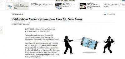 《纽约时报》改版后的八个变化:简洁+清爽