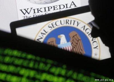维基百科遭美国安全局监控 已对后者诉讼