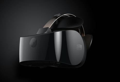 爱奇艺憋大招 首款VR一体机神秘亮相美国CES