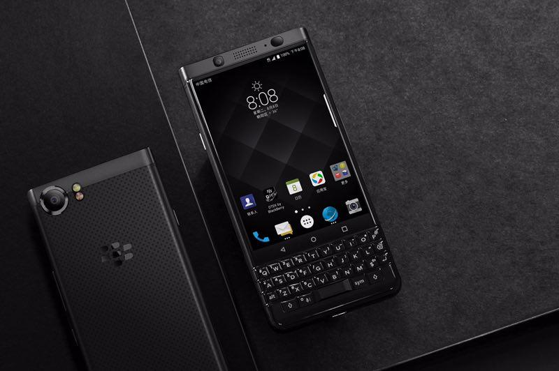 黑莓KEYone中国版发布 配置升级价格仅3999元