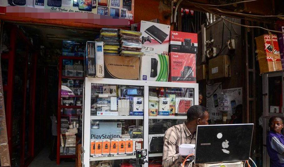 这个地方号称'非洲硅谷',当地人最爱买金表