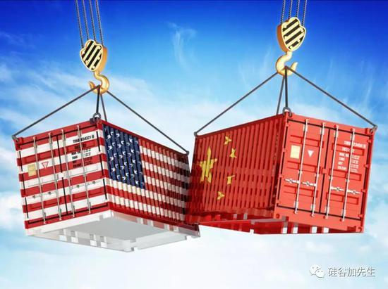 中国与美国贸易战带给硅谷的冲击已不可逆
