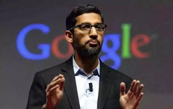 谷歌CEO桑达尔・皮猜