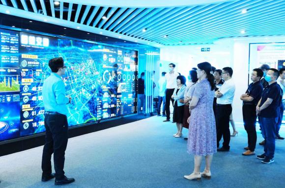 中科院计算所大数据研究院联合实验室,助力河南大数据及人工智能