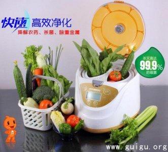 试用报告:韩国现代果蔬清洗机会把果蔬洗烂吗?