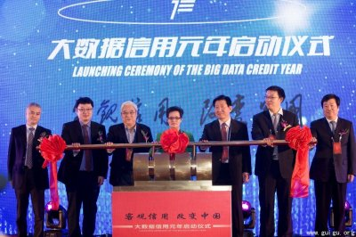 大数据信用元年在中国汽车第一镇启动(图)