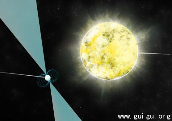 科学家:超低温下年龄最老白矮星超级钻石球