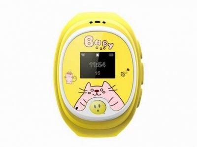 艾蔻胖丁防水版儿童手表