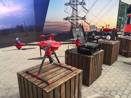 牵手三一和北斗 博瑞空间发布另类无人机计划