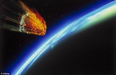 5600万年前陨星撞地球促使人类祖先物种进化