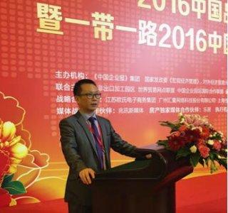 茵特里荣膺2016中国品牌影响力百强企业(图)