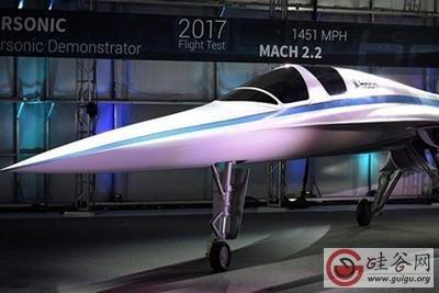 目前最快民用飞机:时速超2千公里票价5千美元