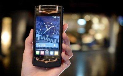 奢侈手机Vertu公司 6100万美元易主土耳其商人