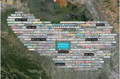 硅谷技划:关于美国硅谷 即使百闻也不如一见