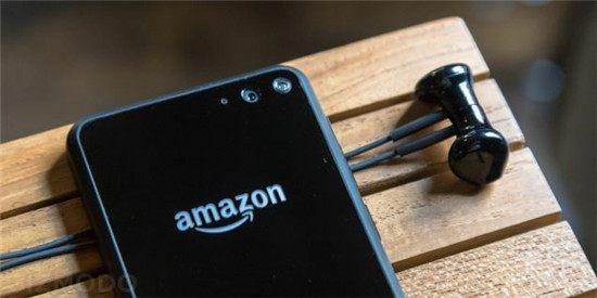 不死心的亚马逊,这次能借廉价手机卷土重来?