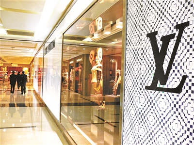 LV宣布在中国推在线购物 价格与专卖店一样