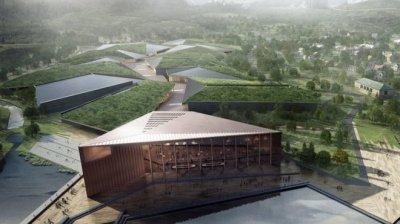 世界上最大的数据中心将建在挪威小城巴朗恩图片
