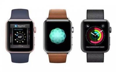 新Apple Watch将发布 苹果能否夺回冠军宝座?