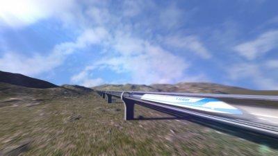 """毛凯:""""高速飞行列车""""不存在对人体有伤害"""