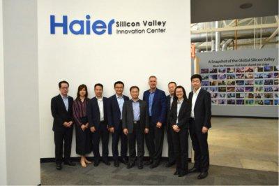 海尔世界研发部版图再扩容:硅谷创新中心揭牌
