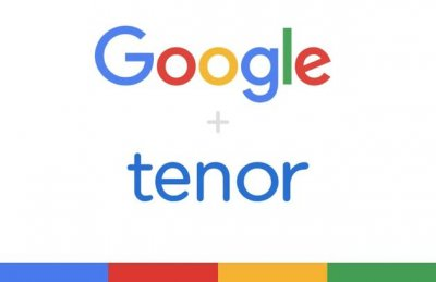 谷歌收购GIF搜索平台Tenor 努力改进GIF服务