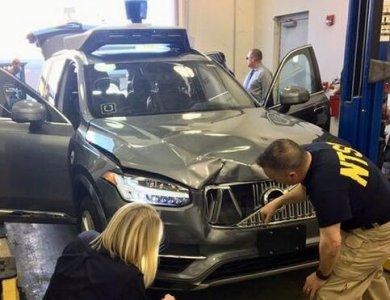 Uber同自动驾驶汽车事故死者家属达成和解