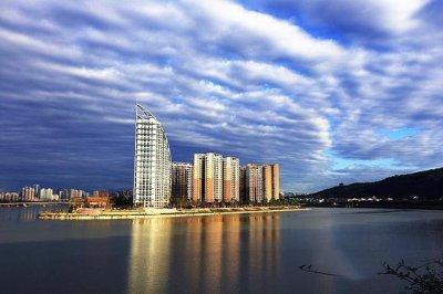 四川绵阳被誉为中国西部硅谷 这里很早就产电视