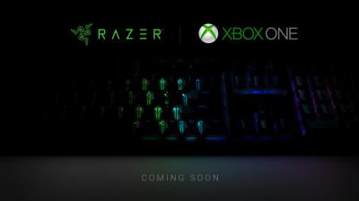 Xbox One 为开发者加入鼠标和键盘支持的功能