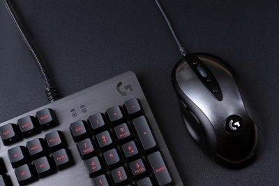 叩响胜利新音 新款罗技G经典游戏鼠标MX518再现