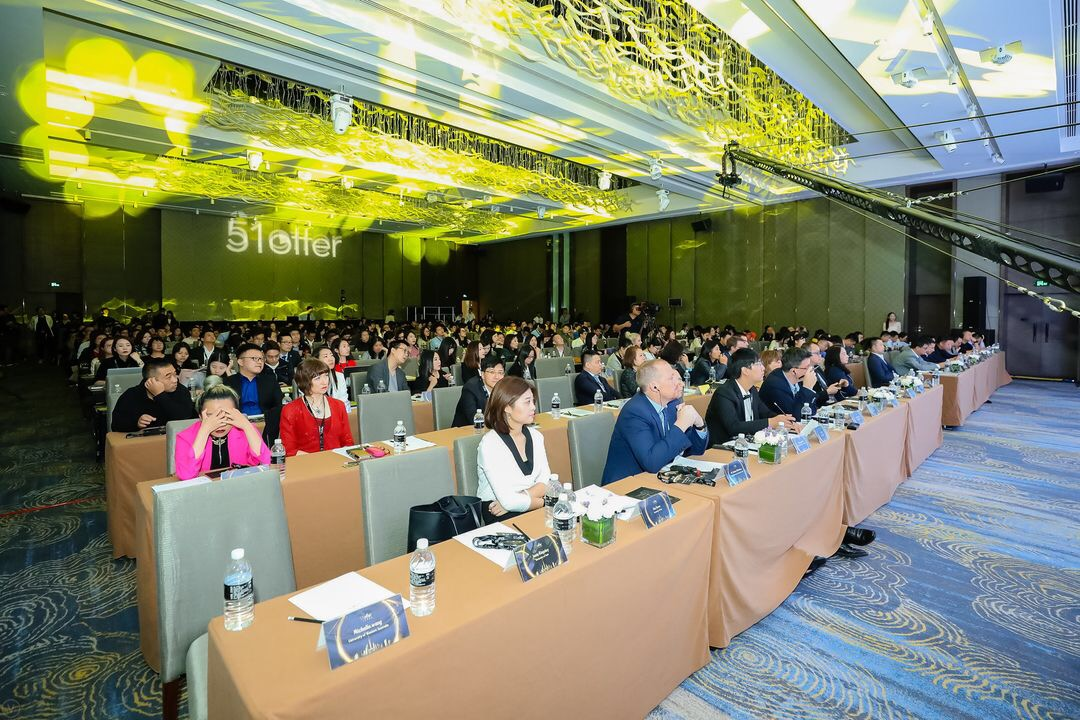 中国第四届互联网留学行业峰会在沪顺利闭幕
