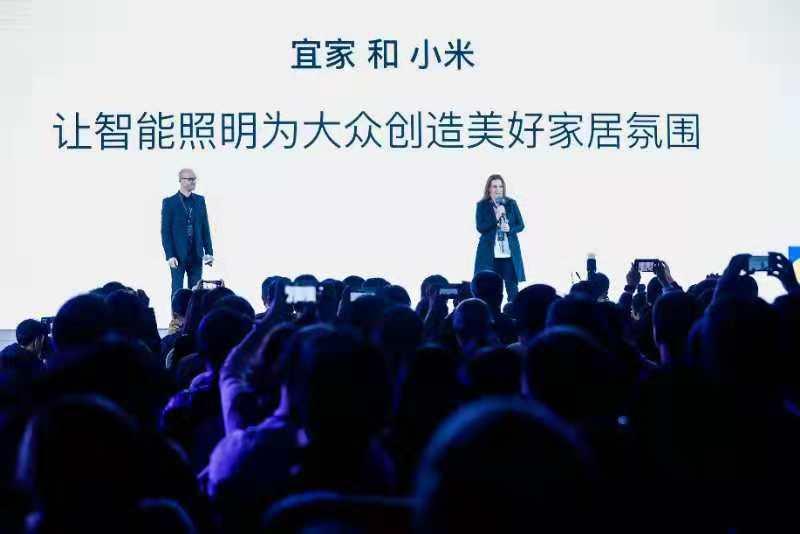 雷军新风口:亿元投向AIoT开发者,小米牵手宜家