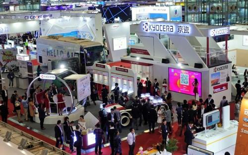 ELEXCON 2018深圳国际电子展:京瓷创造新价值