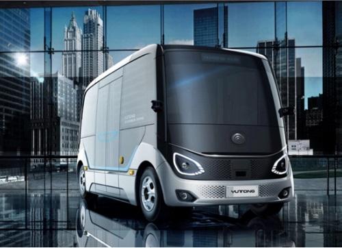 智能驾驶即将到来 宇通在快速公交和环卫拓展智能+