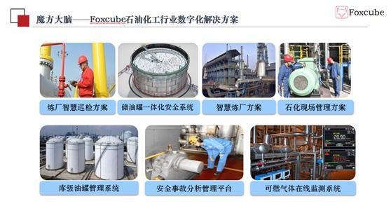 云狐Foxcube近日发布防爆行业工业互联网平台