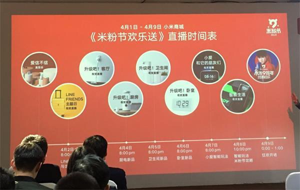 小米9周年米粉节:新品扎堆 10大福利让利超2亿元
