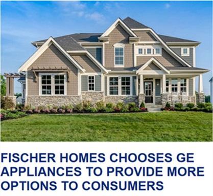 通用家电与2家美国领先住宅建筑商再次达成独家合作