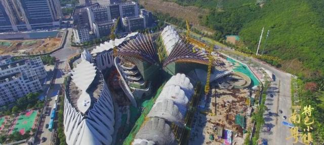 这座小镇筹建不足7年,却成了华南时尚硅谷!