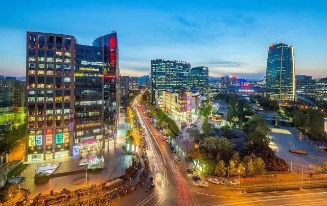 再造中关村:尘沙飞扬之地或许可以成为中国硅谷