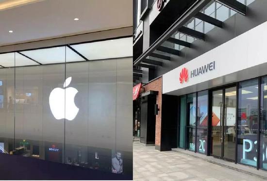 用户争夺与转移,华为苹果的下半场之争已开始