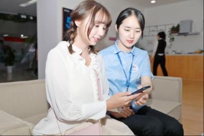 江苏电信首位5G体验用户产生 感慨5G太快了