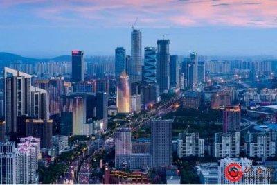 坐落河西的中国硅谷 是商业坐标也是经济名片