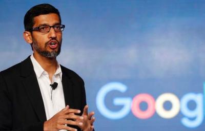 谷歌CEO桑达尔・皮查伊将接任Alphabet CEO职位