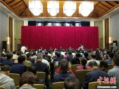 海南省长沈晓明:做好四篇文章推进南繁硅谷建设