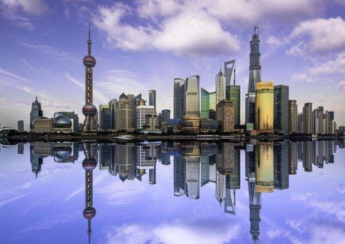 上海没有科技巨头 不与美国硅谷和中国中关村对标?