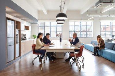 Space Matrix:打造新生代中国制造下的创意办公空间设计