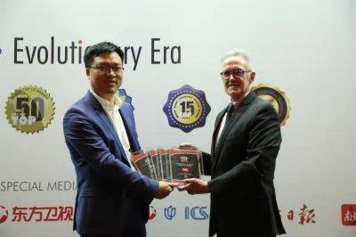 "TCL X9 8K QLED TV荣获IDG""年度8K QLED电视金奖"""