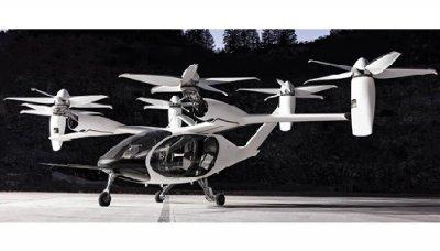 飞行汽车研发公司Joby Aviation新一轮融资5.9亿美元