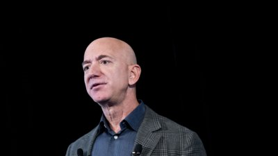 贝索斯抛售170万股亚马逊股票 套现约三十多亿美元